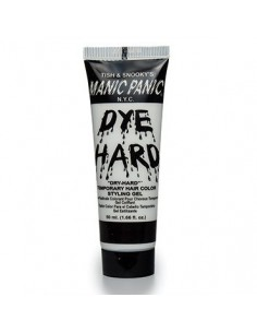 DYE HARD GEL COLOR TEMPORAL VIRGIN WHITE