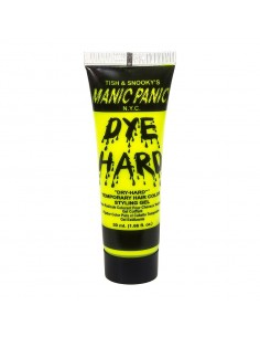 DYE HARD GEL COLOR TEMPORAL ELECTRIC BANANA